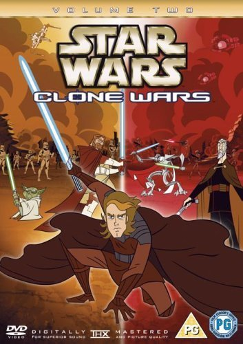 Star Wars: Clone Wars - Vol. 2 [UK Import]