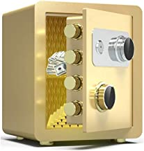 OFF Safe and Lock Box - Safe Box, Safes and Lock Boxes, Money Box, Safety Boxes for Home, Bolts Password, Steel Alloy Drop...