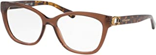 Eyeglasses Coach HC 6120 5035 TRANSPARENT BROWN