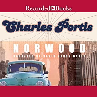 Norwood audiobook cover art