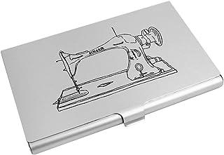 Azeeda 'Sewing Machine' Business Card Holder / Credit Card Wallet (CH00008660)