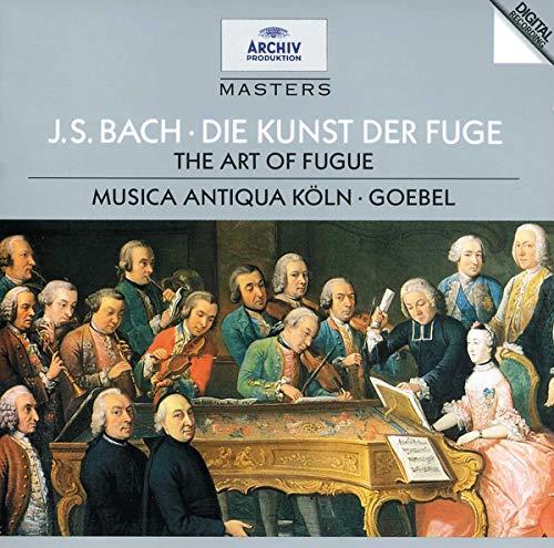Die Kunst Der Fuge (L'Arte Della Fuga)Bwv1080