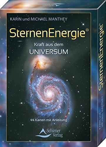 SternenEnergie®: Kraft aus dem Universum - 44 Karten mit Anleitung