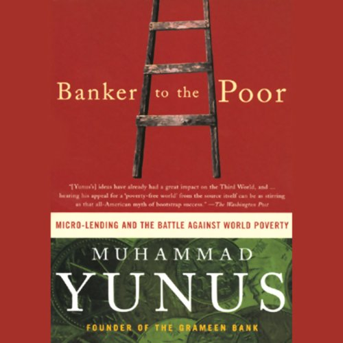 Banker to the Poor copertina