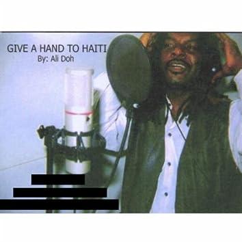 GIVE A HAND TO HAITI