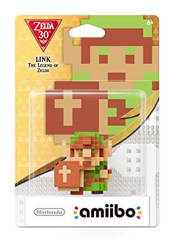 Nintendo 8-Bit Link: The Legend of Zelda amiibo