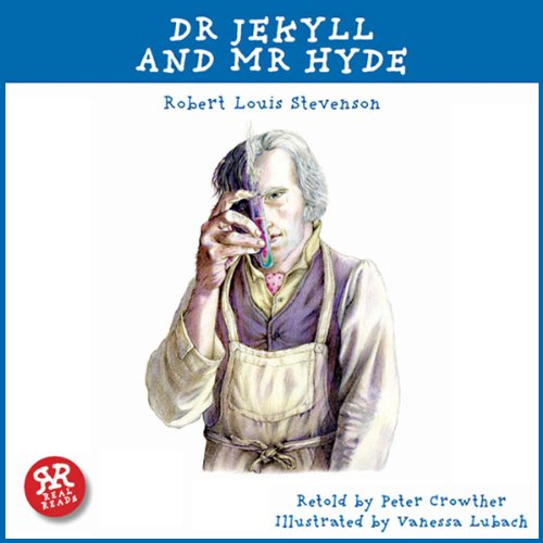 Dr Jekyll and Mr Hyde audiobook cover art