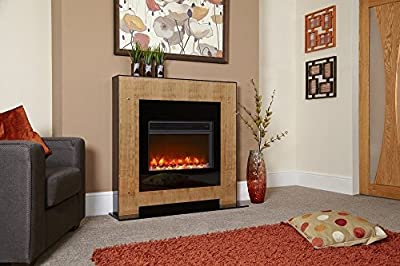 Designer Celsi Fire - Oslo Suite with Electriflame Fire 22''
