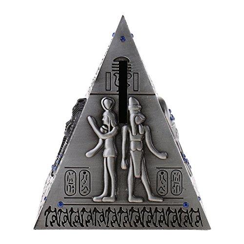 Sharprepublic Antiguo Egipto Pirámide Hucha