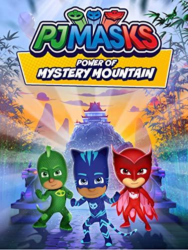 PJ Masks - Power of Mystery Mountain