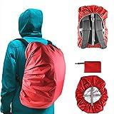 Frelaxy Backpack Rain Cover 100% Waterproof Backpack Cover, Upgraded Triple Waterproofing