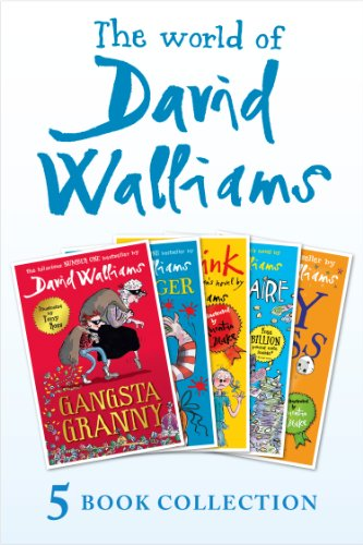 The World of David Walliams 5 Book Collection (The Boy in the Dress, Mr Stink, Billionaire Boy, Gangsta Granny, Ratburger) (English Edition)