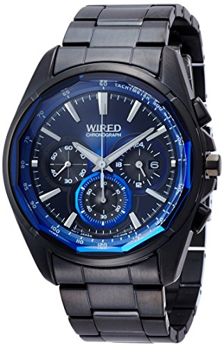 セイコー ウオッチSEIKO WATCH 腕時計 WIRED ワイアード REFLECTION クオーツ カーブハードレックス 日常生活用強化防水(10気圧) AGAV102 メンズ