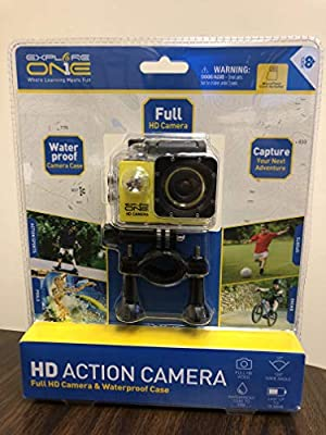 ExploreOne HD Action Camera (Blister Card) from Explore One