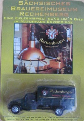 Rechenberger Nr.12 - Sächsisches Brauereimuseum Garant