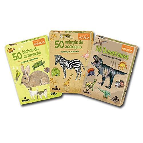 Coleção 50 Expedição Natureza - conheça e aprenda - Galápagos Jogos