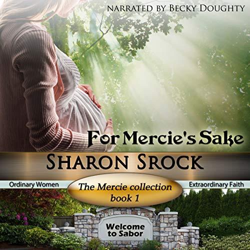For Mercie's Sake audiobook cover art