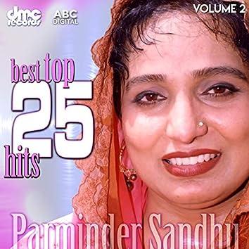 Best Top 25 Hits Vol. 2 - Parminder Sandhu