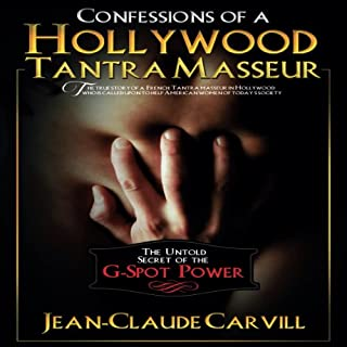 Confessions of a Hollywood Tantra Masseur audiobook cover art
