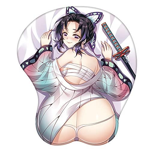 Mauspad Anime Ergonomisches Mauspad 3D...