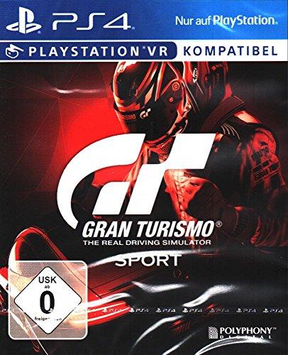 Gran Turismo Sport - PlayStation 4 [Importación alemana]