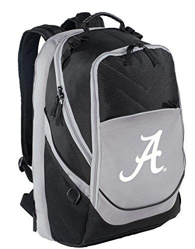 UA University of Alabama Backpack Alabama Crimson Tide Laptop Computer Bag