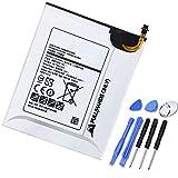 XITAIAN 3.8V 19Wh 5000mAh EB-BT561ABE Repuesto Batería para Samsung Galaxy Tablet Tab E T820 T825 T560 SM-T560 T565 T561 with Tools