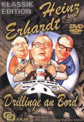 Drillinge an Bord by Heinz Erhardt
