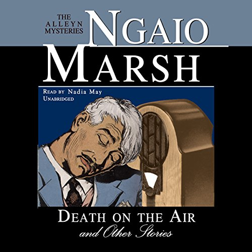 Death on the Air and Other Stories  Audiolibri