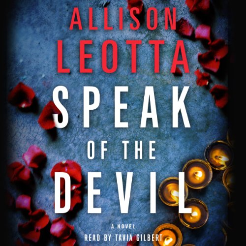 Speak of the Devil audiobook cover art