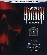 Masters of Horror: Season One Vol 4 [Blu-ray] [Importado]