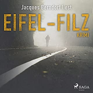Eifel-Filz audiobook cover art