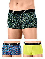 XYXX Mens Micro Modal Trunk(Pack of 3) (100% Refund Guarantee if NOT satisfied)