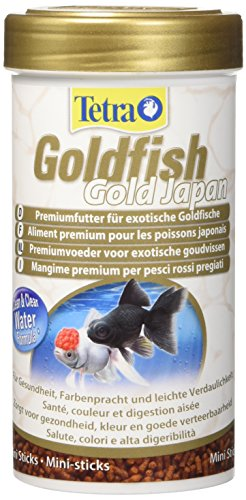 Tetra - 131149 - Goldfish - Gold Japan - 250 ml
