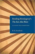 "Reading Hemingway's """"The Sun Also Rises"