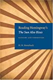 Reading Hemingway's The Sun Also Rises - Glossary and Commentary