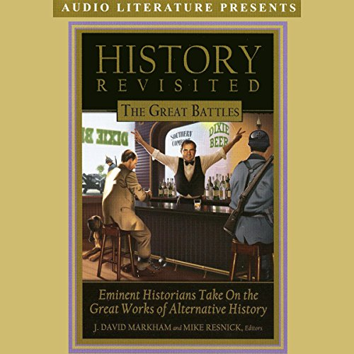 History Revisited: The Great Battles audiobook cover art