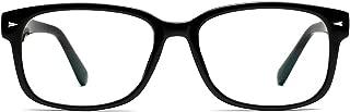 Cyxus Blue Light Filter Eyewear Anti Eye Tension [Best Sleep] Computer Glasses (Clear Lenses) Unisex (Men/Women)