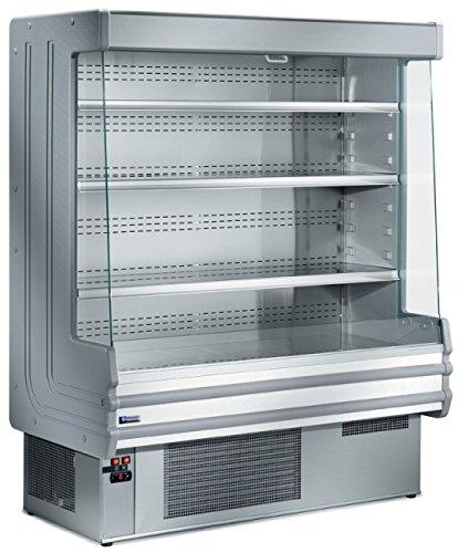 Diamond - Vitrina refrigerada de pared 1200/4 niveles