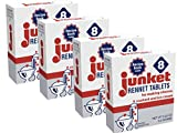 Junket Rennet Tablets for making rennet custard and ice cream Junket Rennet Tablets directions enclosed for making custard, cottage cheese, sugar free desserts, ice cream and more Each Junket Rennet Tablets box contains 8 foil-packed tablets that are...