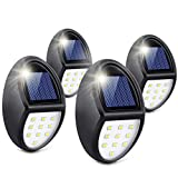 Always on Solar Lights Outdoor Waterproof, Mini...