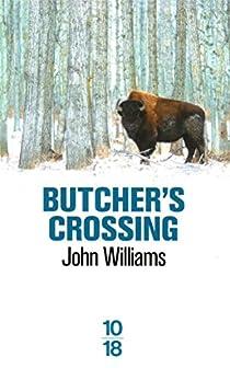 Butcher's crossing par Williams