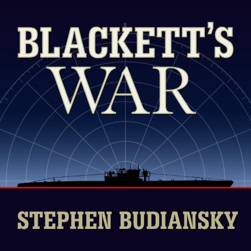 Blackett's War audiobook cover art