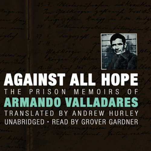 Against All Hope audiobook cover art