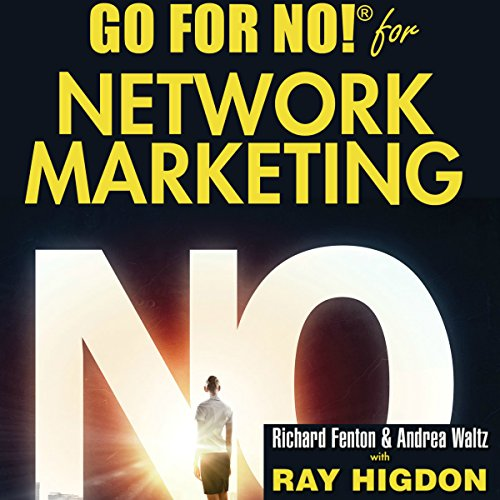 Couverture de Go for No! for Network Marketing