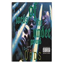 ローズオブジアンダーグラウンドラップミュージックグループラッパースターアルバムカバーカスタムポスターアートキャンバスホームルームウォールプリントデコレーション60x80cmフレームなし