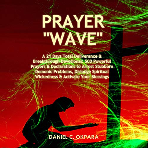 Prayer Wave: A 21 Days Total Deliverance & Breakthrough Devotional  By  cover art
