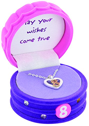 It's My Year Child's Number Pendant, 8Th Birthday, One Size