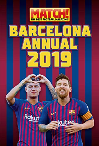 Match! Barcelona Annual 2019
