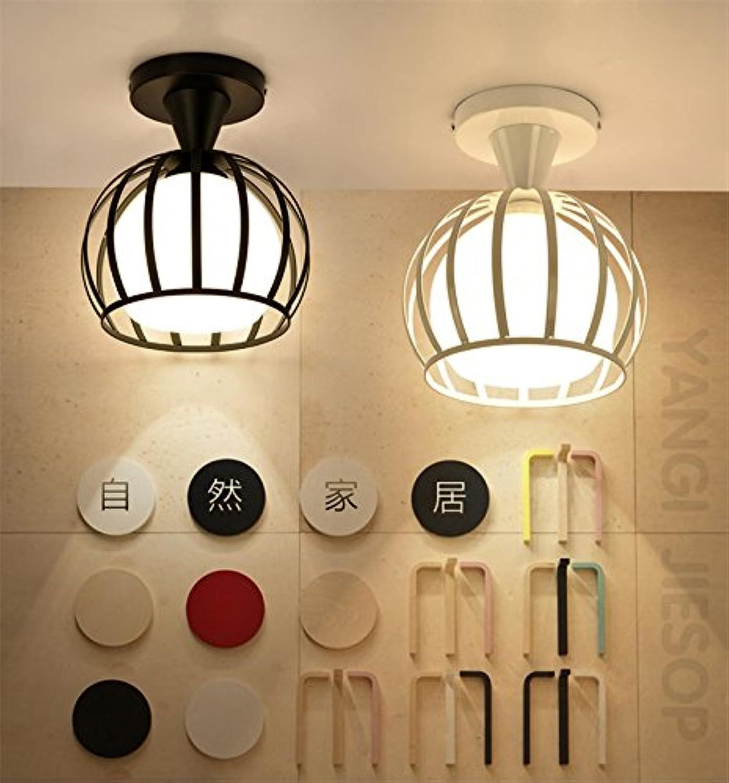 A1 Personnalisé Simple moderne allée couloir plafond lumières entrée balcon plafond salle hall creative home éclairage lampe FG828 lo9 ( Taille   blanc )